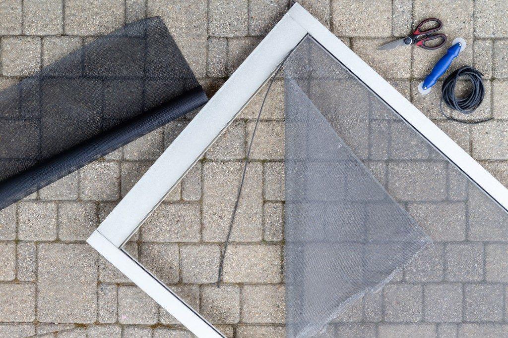 concrete pavers materials