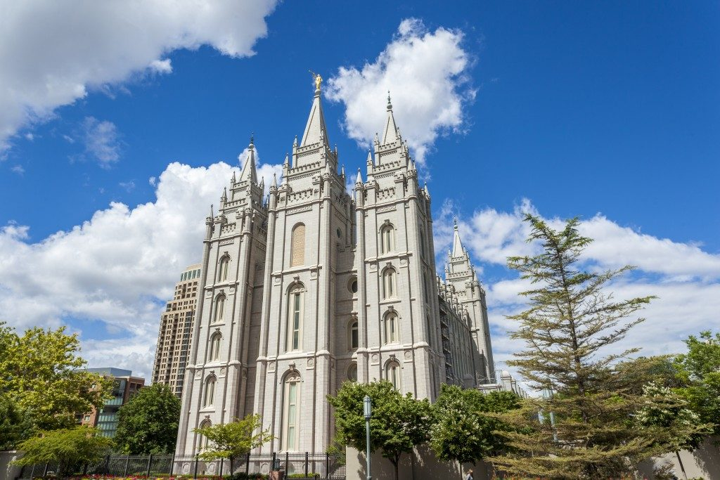 church in salt lake city utah