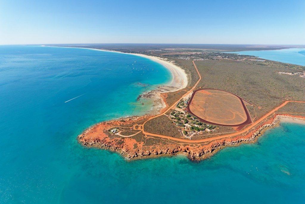 Sea near Western Australia