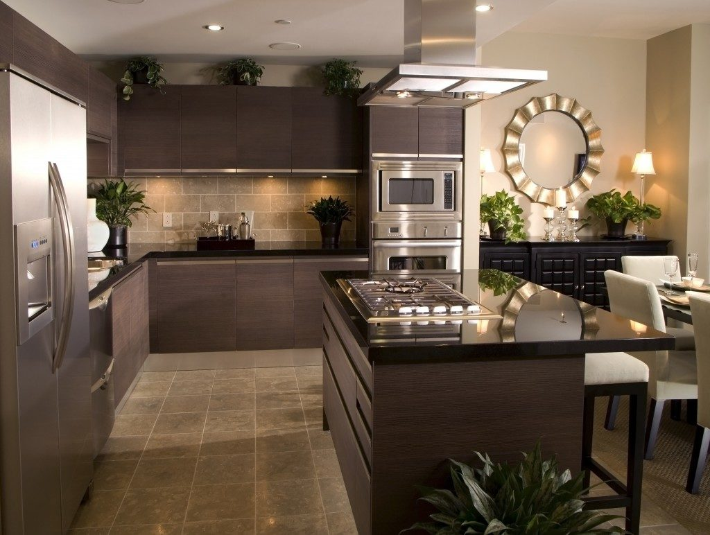 Kitchen Interior Design Architecture
