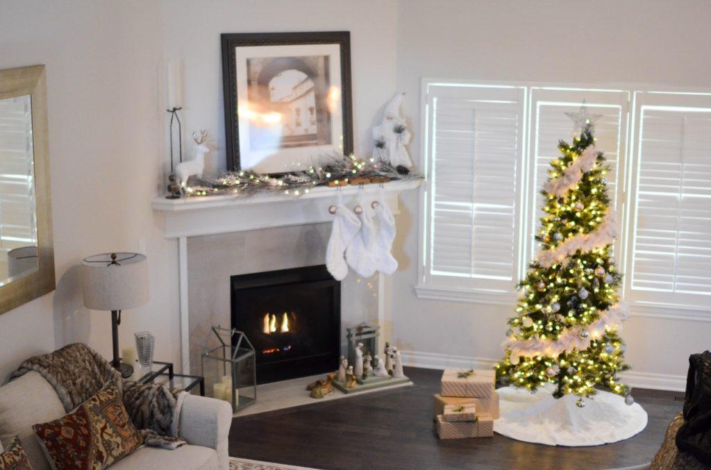 holiday setup